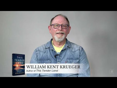 William Kent Krueger's Thank You to Librarians