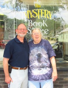 William Kent Krueger and Kate Birkel