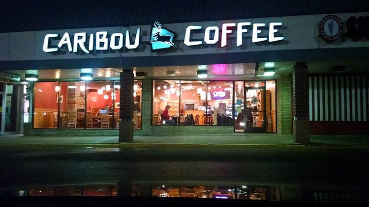 William Kent Krueger - Caribou Coffee