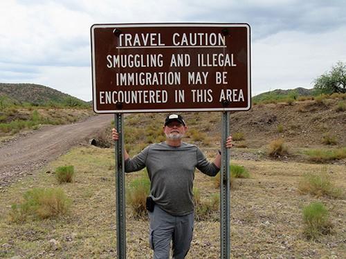 William Kent Krueger in Arizona