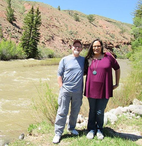 William Kent Krueger in Wyoming