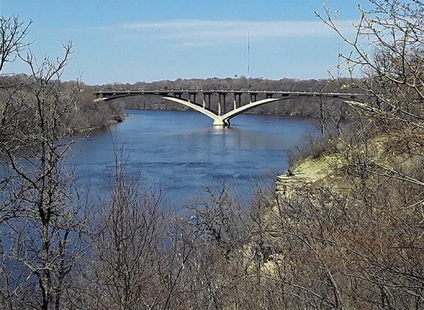 Lake Street-Marshall Bridge