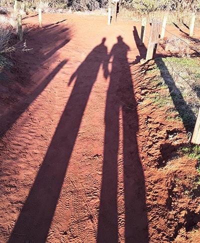Sedona Shadows